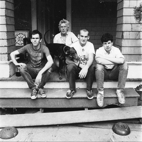 First Demo Tape von Minor Threat