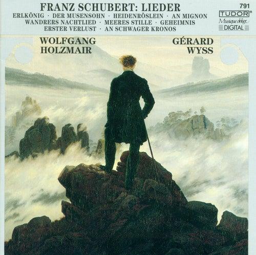 SCHUBERT, F.: Lieder, Vol. 3 (Holzmair, Wyss) by Wolfgang Holzmair