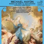 HAYDN, M.: Missa Sancti Gotthardi / Alleluia! / Anima nostra / Effuderunt sanguinem (Poppen) by Christoph Poppen
