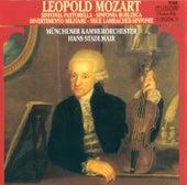 MOZART, L.: Symphonies - Eisen G2, G3, G16, G7 / Divertimento militare, cioe Sinfonia (Munich Chamber Orchestra, Stadlmair) by Hans Stadlmair