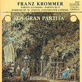 KROMMER, F.: Partitas in C major / D sharp major / B flat major (La Gran Partita) by La Gran Partita
