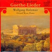 SCHUBERT, F.: Lieder, Vol. 2 (Holzmair, Wyss) by Wolfgang Holzmair