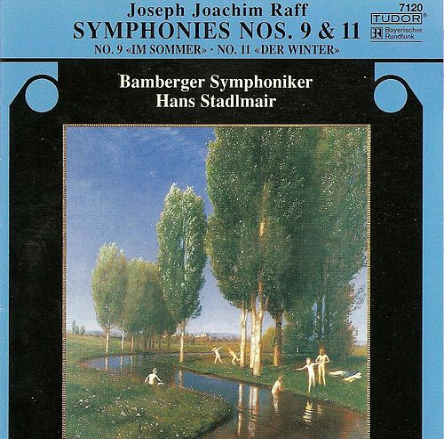 RAFF, J.: Symphony No. 9 (Bamberg Symphony, Stadlmair) by Hans Stadlmair