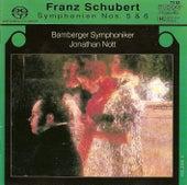 SCHUBERT, F.: Symphonies, Vol. 3 - Nos. 5 and 6 (Bamberg Symphony, Nott) by Jonathan Nott