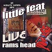 Live At The Rams Head by Little Feat