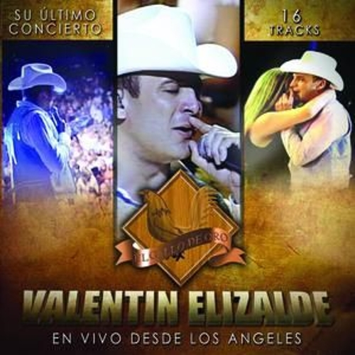 En Vivo Desde Los Angeles by Valentin Elizalde