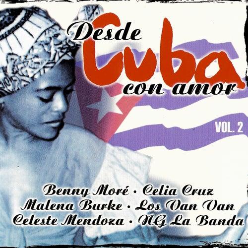 Desde Cuba Con Amor Vol.2 by Various Artists