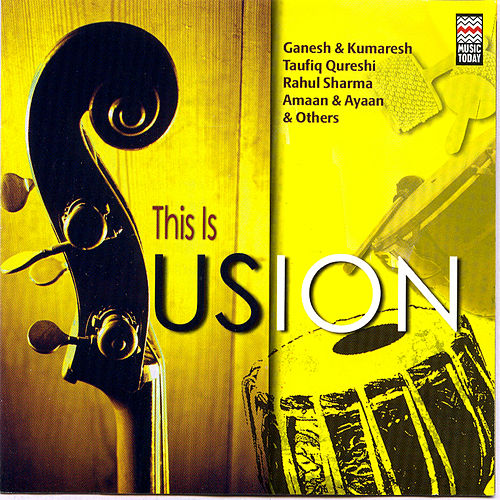 This is Fusion by Various Artists