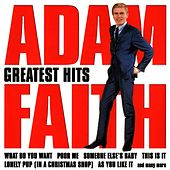 Greatest Hits by Adam Faith