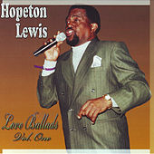 Love Ballads Vol. One by Hopeton Lewis