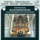 Organ Recital: Athanasiades, Georges - PURCELL, H. / FRESCOBALDI, G.A. / HAYDN, F.J. / MOZART, W.A. / BEETHOVEN, L. van by Georges Athanasiades