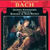 BACH, J.S.: Organ Music - BWV 525, 542, 552, 565, 590, 615, 731, 734 (Athanasiades) by Georges Athanasiades