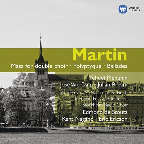 Martin: Orchestral, Choral & Vocal Works etc. by Various Artists