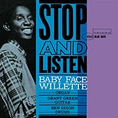 Stop And Listen (Rudy Van Gelder Edition) by Baby Face Willette