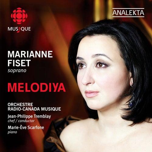 Melodiya by Marianne Fiset