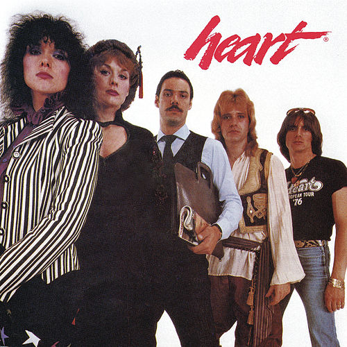 Greatest Hits Live by Heart