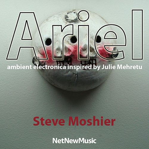 Ariel: Ambient Electronica Inspired By Julie Mehretu by Steve Moshier