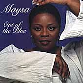 Out Of The Blue by Maysa