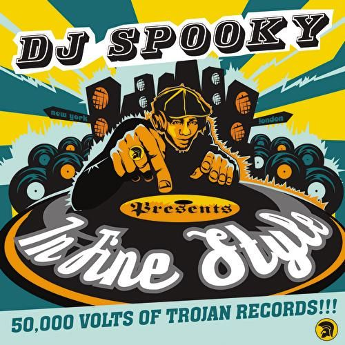 DJ Spooky Presents - In Fine Style by Various Artists
