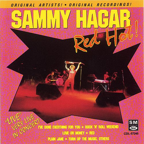 Red Hot by Sammy Hagar