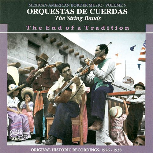 Orquestas De Cuerdas (The String Bands) by Various Artists