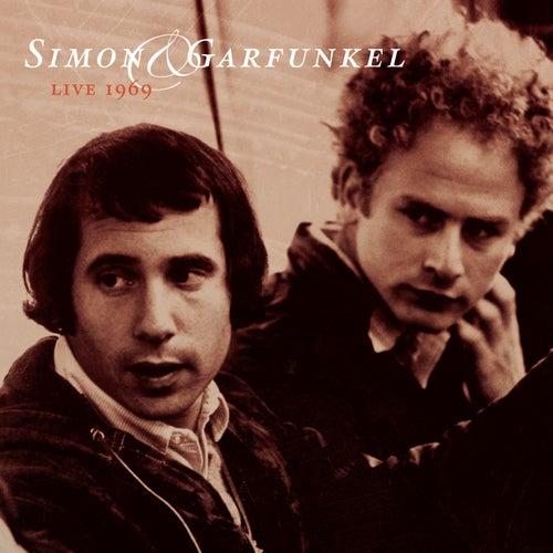 Live 1969 by Simon & Garfunkel