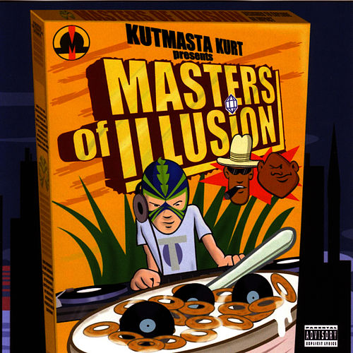 Instrumentals by Masters Of Illusion