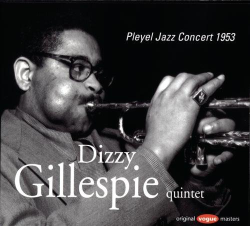 Pleyel Jazz Concert 1953 by Dizzy Gillespie