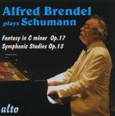 Schumann: Fantasy In C Minor Op. 17, Symphonic Studies Op. 13 by Alfred Brendel