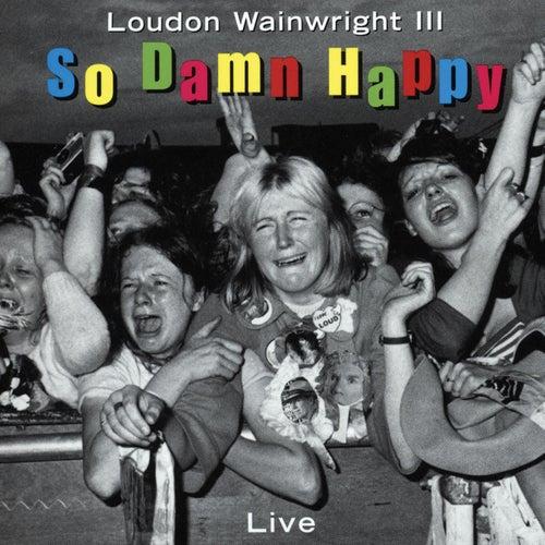 So Damn Happy by Loudon Wainwright III