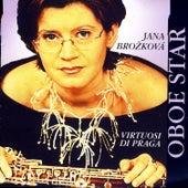 Oboe Star by Jana Brožková