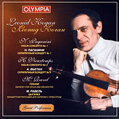 Leonid Kogan. Paganini. Vieuxtems. Ravel. by Various Artists