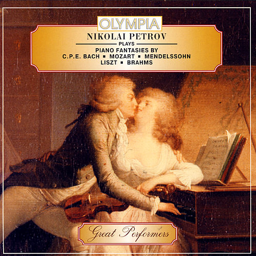 Nikolai Petrov Plays Piano Fantasies by Various Artists