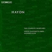 Haydn: The Complete Overtures by Haydn Sinfonietta Wien