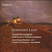 Lalo: Symphonie Espagnole - Violin Concerto - Fantaisie Norvégienne by Jean-Jacques Kantorow