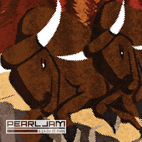 June 26, 2006 - St. Paul, MN by Pearl Jam