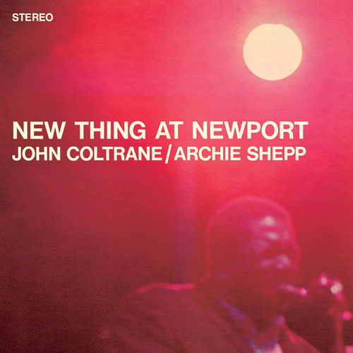 New Thing At Newport by Various Artists