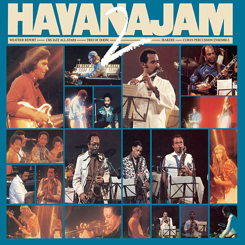 Havana Jam 2 by Various Artists