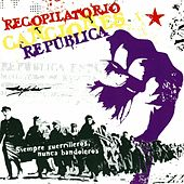 Recopilatorio canciones república by Various Artists