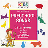 Preschool Songs by Cedarmont Kids