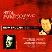 Verdi: Un Giorno de Regno by Rico Saccani