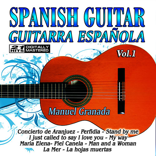 Spanish Guitar, Guitarra Española 1 by Spanish Guitar