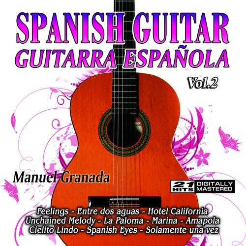 Spanish Guitar, Guitarra Española 2 by Spanish Guitar