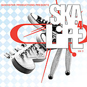 Quickstar Productions Presents : Ska 4 Life volume 3 by Various Artists