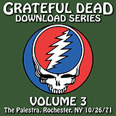 Grateful Dead Download Series Vol. 3: The Palestra, Rochester, NY, 10/26/71 by Grateful Dead