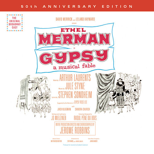Gypsy - 50th Anniversary Edition by Various Artists