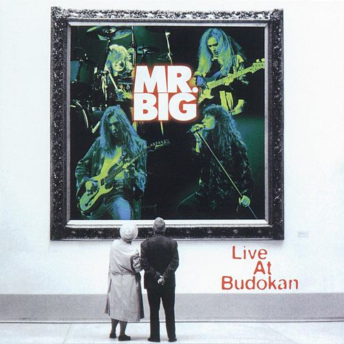 Live At Budokan by Mr. Big