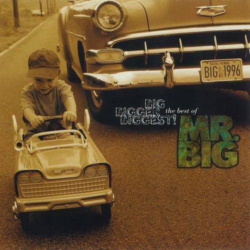 Big, Bigger, Biggest! The Best Of Mr. Big by Mr. Big