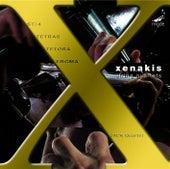 Xenakis: Complete String Quartets by JACK Quartet