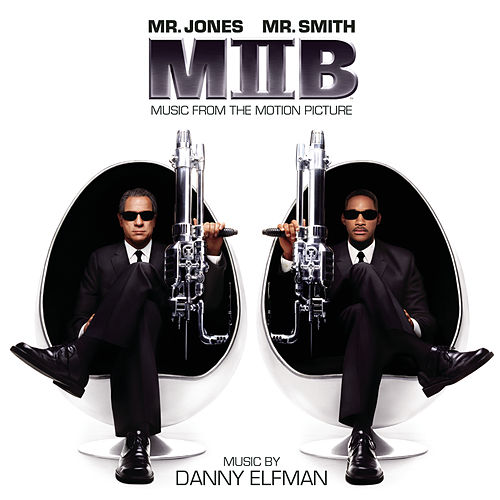 Men In Black 2 by Will Smith